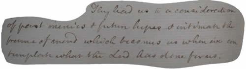 The John Newton Project : The sermon notes